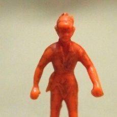Figuras de Goma y PVC: FIGURA DE PLASTICO, PREMIUM, PETER PAN, ROBIN HOOD, 1970S. Lote 106072311