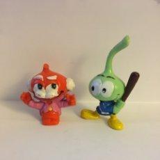Figuras de Goma y PVC: LOTE 2 FIGURAS PVC SNORKEL. Lote 106100450