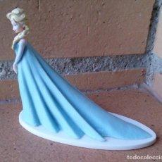 Figuras de Goma y PVC: FIGURA PVC ELSA FROZEN DISNEY . Lote 106194651