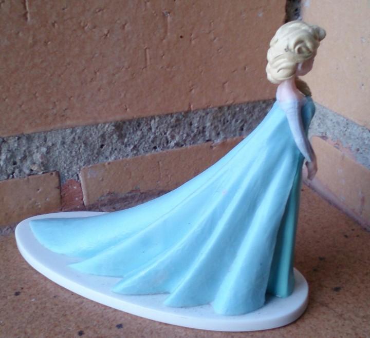 Figuras de Goma y PVC: Figura PVC Elsa Frozen Disney - Foto 2 - 106194651