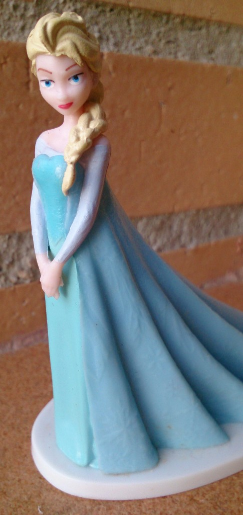 Figuras de Goma y PVC: Figura PVC Elsa Frozen Disney - Foto 4 - 106194651
