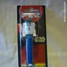 Dispensador Pez: DISPENSADOR CARAMELOS PEZ - STAR WARS. Lote 106481619