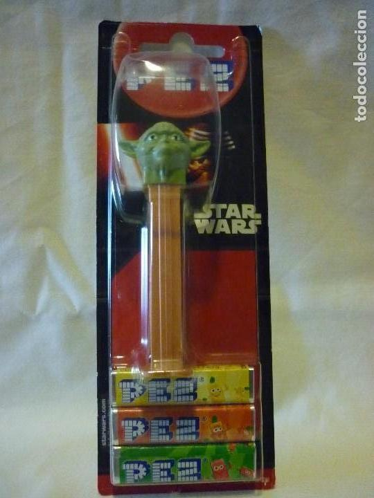 Dispensador Pez: Dispensador Caramelos Pez - Star Wars - Foto 1 - 106486515