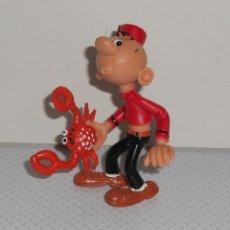 Figuras de Goma y PVC: BONITA FIGURA PVC GOMA MORTADELO Y FILEMON COMICS SPAIN. Lote 106573155