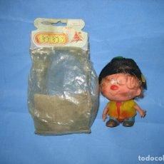 Figuras de Goma y PVC: ANTIGUO MUÑECO DE JUGUETES FARMI AÑOS 70 O 80. Lote 106584515