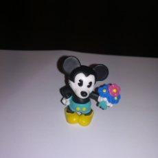Figuras de Goma y PVC: WALT DISNEY MICKEY MOUSE BULLY PVC AÑOS 80. Lote 106585060