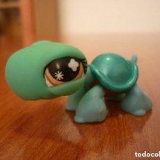 Figuras de Goma y PVC: FIGURA LITTLEST PET SHOP -TORTUGA - HASBRO 2006. Lote 106944267