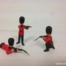 Figuras de Goma y PVC: FIGURA BRITAINS LTD GUARDIA REAL INGLESA - DRAGON INGLES MADE IN ENGLAND . Lote 106970243