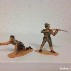 Figuras de Goma y PVC: FIGURA PLASTICO TURCO REAMSA SERIE LAWRENCE ARABIA - TURCOS DE REAMSA. Lote 107054615