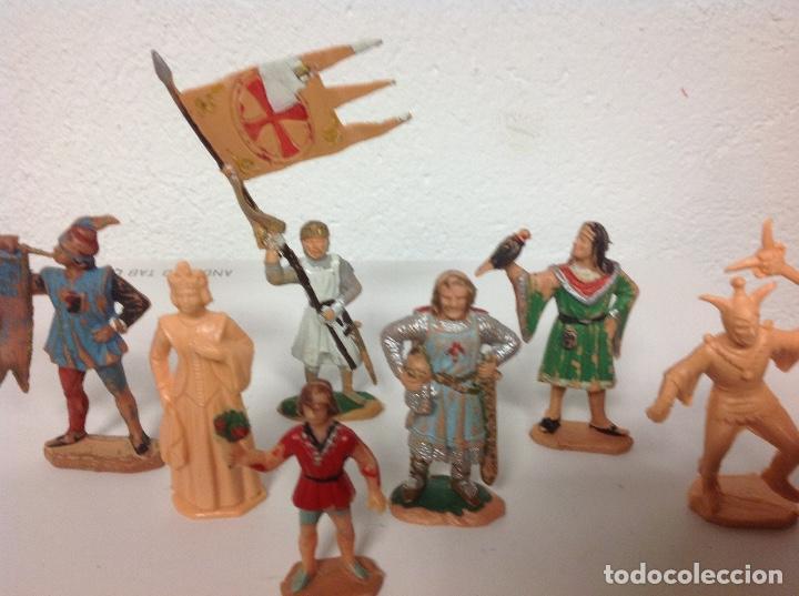 Figuras de Goma y PVC: FIGURA MEDIEVAL REAMSA - corte feudal de reamsa - medievales de reamsa - Foto 4 - 107176727