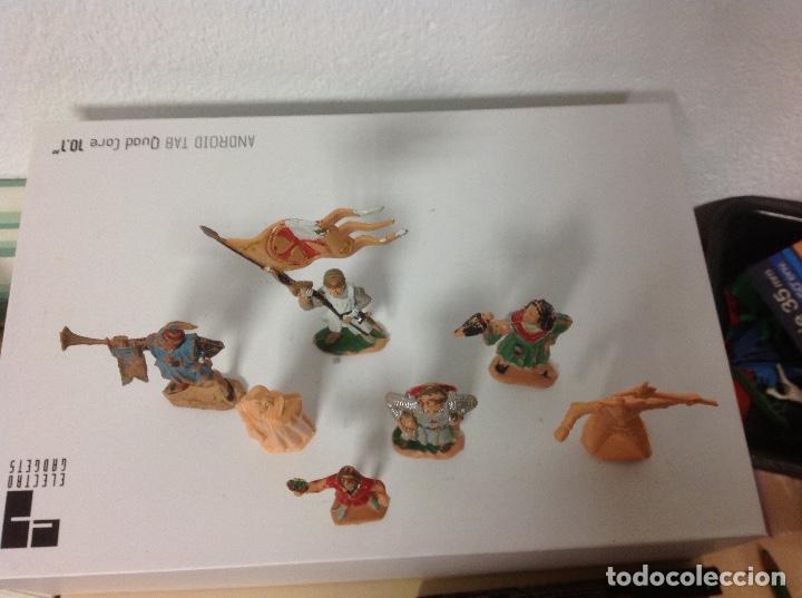 Figuras de Goma y PVC: FIGURA MEDIEVAL REAMSA - corte feudal de reamsa - medievales de reamsa - Foto 7 - 107176727