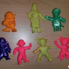 Figuras de Goma y PVC: FIGURA DRAGON BALL BOLA DE DRAGON MATUTANO YOLANDA AÑOS 80 90 PVC GOMA KRILIN SON GOKU SONGOANDA. Lote 101069527