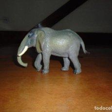 Figuras de Goma y PVC: FIGURA DE ELEFANTE AFRICANO EN GOMA O PVC MUY REALISTA. Lote 107293883