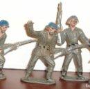 Figuras de Goma y PVC: FIGURAS DE PLÁSTICO LOTE REAMSA COMANSI JECSAN SOLDADOS DE ESPAÑA. Lote 107348103