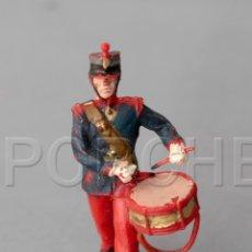 Figuras de Goma y PVC: ESPAÑA, TAMBOR DE INFANTERÍA DE GALA 1909 -1931. Lote 107373727