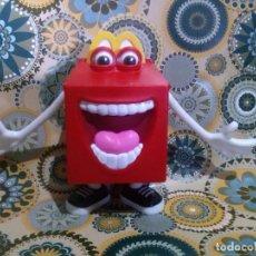 Figuras de Goma y PVC: FIGURA PARLANTE MC DONALDS....AÑO 2011.. Lote 107383487