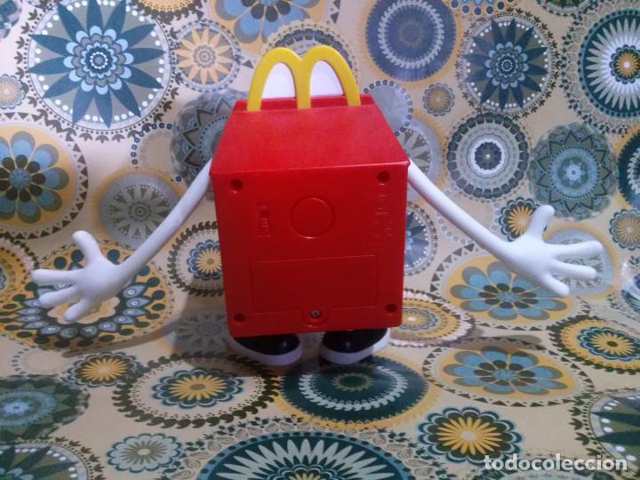 Figuras de Goma y PVC: Figura parlante MC DONALDS....Año 2011. - Foto 3 - 107383487