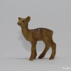 Figuras de Goma y PVC: ANIMALES DEL BOSQUE SCHLEICH CIERVO CERVATILLO 14228. Lote 107457659