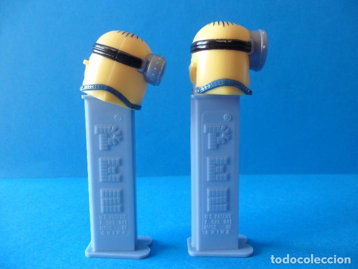 Dispensador Pez: Dispensadores Caramelos Pez Minions - TM & Uni Gru mi Villano Faborito - Foto 3 - 107591303