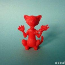 Figuras de Goma y PVC: DUNKIN FIGURA ARISTOGATOS TITO PORTUGAL . Lote 107615331