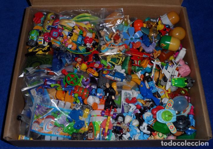 MEGA LOTE DE FIGURAS KINDER (Juguetes - Figuras de Gomas y Pvc - Kinder)