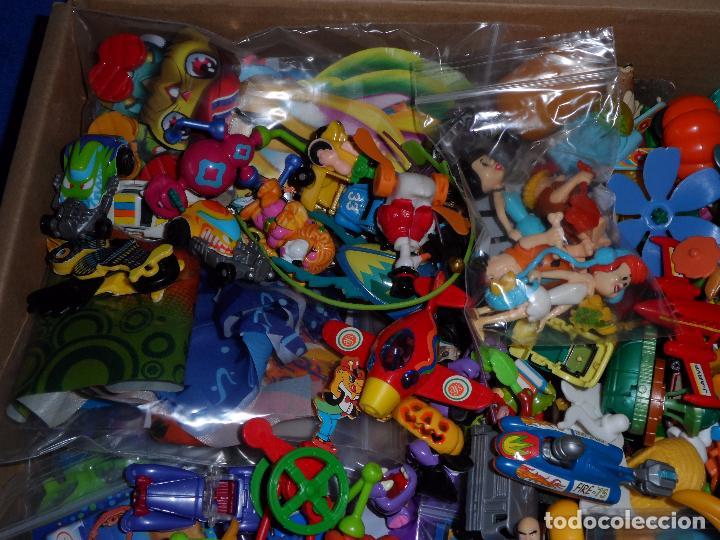 Figuras Kinder: Mega lote de figuras Kinder - Foto 2 - 107622555