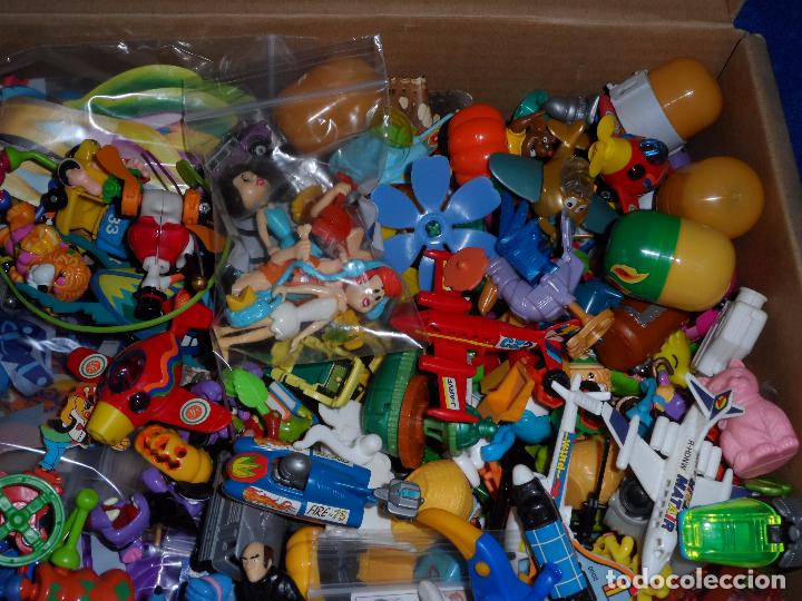 Figuras Kinder: Mega lote de figuras Kinder - Foto 3 - 107622555