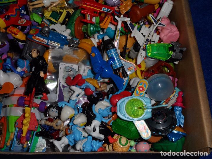 Figuras Kinder: Mega lote de figuras Kinder - Foto 4 - 107622555