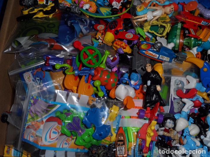 Figuras Kinder: Mega lote de figuras Kinder - Foto 5 - 107622555