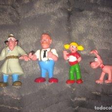 Figuras de Goma y PVC: MUÑECOS INSPECTOR GADGET. Lote 107810516