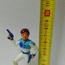 Figuras de Goma y PVC Schleich: CAPITÁN FUTURO FIGURAS PVC SCHLEICH CÓMICS GI-JOE. Lote 111052414