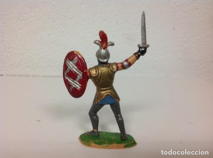Figuras de Goma y PVC: MEDIEVAL REAMSA corte feudal - cruzado cristiano de reamsa - arabe sarrazeno mio cid ben yusuf - Foto 2 - 107935283