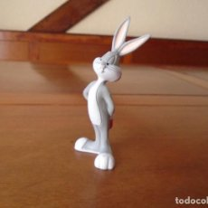 Figuras de Goma y PVC: FIGURA PVC O GOMA PERSONAJE WARNER BROS: BUGS BUNNY. Lote 107946639