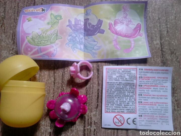 Figuras Kinder: Colección huevo kinder, se110,youmitik,ideal coleccionistas - Foto 2 - 107975974