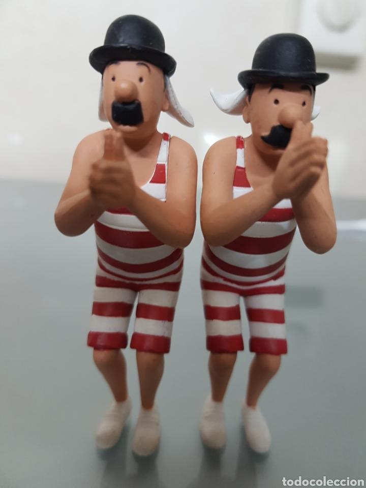 Figuras de Goma y PVC: GRAN LOTE TINTIN 6 FIGURAS PVC - Foto 6 - 108283259