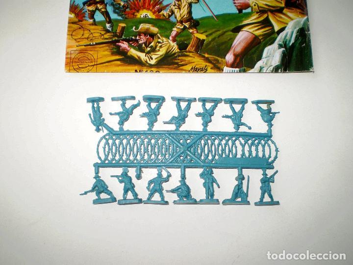 Figuras de Goma y PVC: MONTAPLEX SOBRE Nª 160 NUEVA ZELANDA VACÍO + 1 COLADA DE SOLDADOS NEOZELANDESES ANZAC - Foto 2 - 108304031