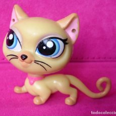 Figuras de Goma y PVC: FIGURA LPS LITTLEST PET SHOP HASBRO GATO CAT MEI MEI 3803. Lote 108309063
