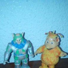 Figuras de Goma y PVC: MUÑECO MUÑECOS FIGURA PVC LOS MUNDOS DE YUPI. Lote 111226518