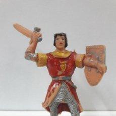 Figuras de Goma y PVC: EL CAPITAN TRUENO . REALIZADO POR ESTEREOPLAST . AÑOS 60. Lote 108733231