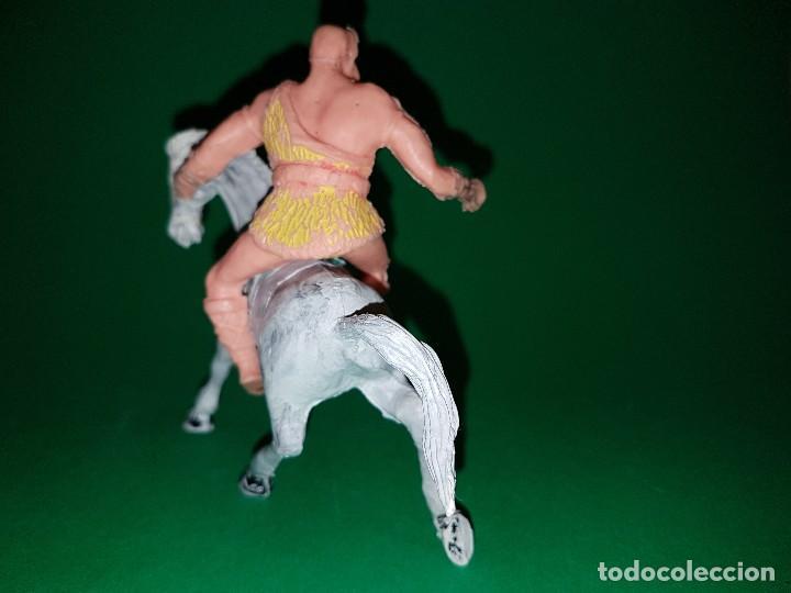 Figuras de Goma y PVC: Figura de Estereoplast, serie Capitán Trueno, AÑOS 60. - Foto 2 - 108777219