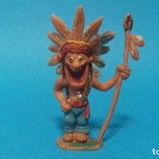 Figuras de Goma y PVC: FIGURA JECSAN. Lote 108927063