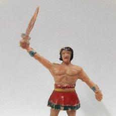 Figuras de Goma y PVC: EL JABATO . REALIZADO POR ESTEREOPLAST . AÑOS 60. Lote 109174155