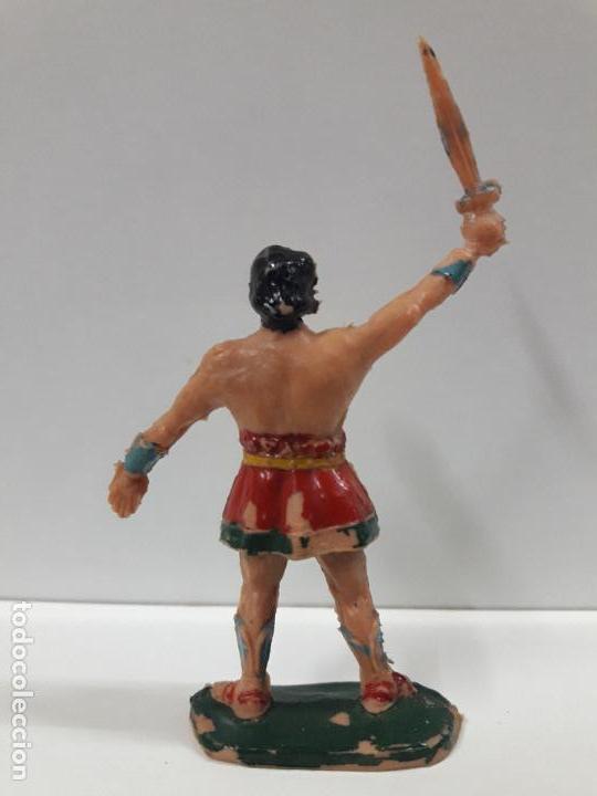 Figuras de Goma y PVC: EL JABATO . REALIZADO POR ESTEREOPLAST . AÑOS 60 - Foto 2 - 109174155