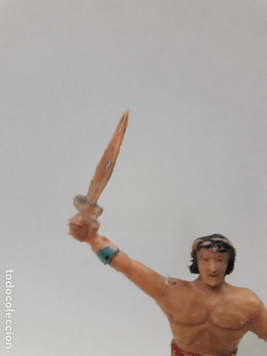 Figuras de Goma y PVC: EL JABATO . REALIZADO POR ESTEREOPLAST . AÑOS 60 - Foto 5 - 109174155