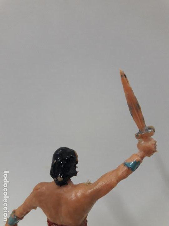 Figuras de Goma y PVC: EL JABATO . REALIZADO POR ESTEREOPLAST . AÑOS 60 - Foto 6 - 109174155