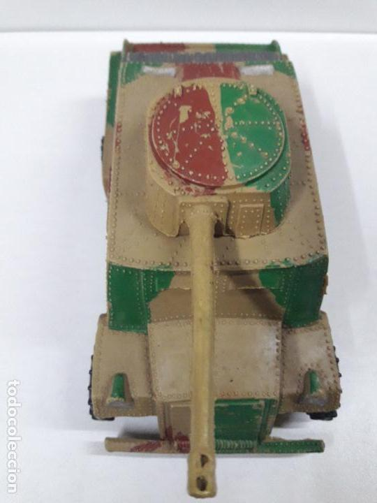 Figuras de Goma y PVC: COLECCION COMPLETA DEL AFRICA KORPS . REALIZADA POR PECH . AÑOS 60 - Foto 24 - 109182555