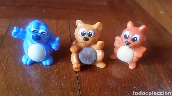 8 Figuras Kinder Nature Kaufen Figuren Aus Gummi Und Pvc Kinder