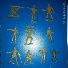 Figuras de Goma y PVC: LOTE MUÑECOS PLASTICOS . Lote 109321983