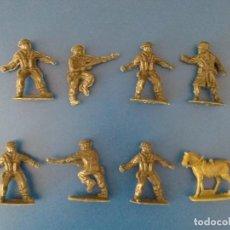 Figuras de Goma y PVC: LOTE DE MUÑECOS MONTAPLEX. Lote 109321995