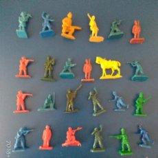 Figuras de Goma y PVC: LOTE MUÑECOS MONTAPLEX VARIADOS. Lote 109321999